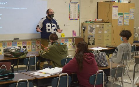 Career Switch Brings Mr. Parris Back to Socastee