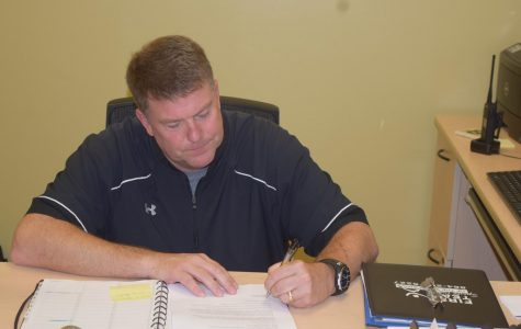 New Athletic Director Has Long Resume