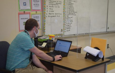 Trip to Spain Sparked Mr. Frazzini's Interest in Teaching Spanish