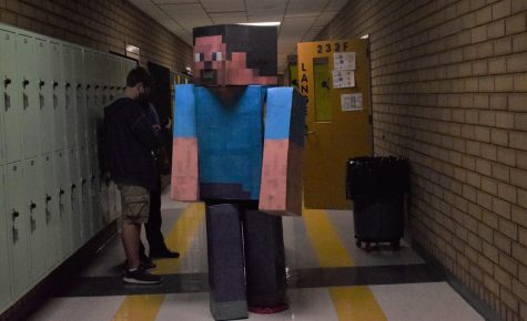 Minecraft Steve Comes to Socastee