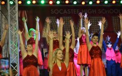 Socastee Singers perform at Amp Up Your Holidays