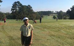 Girls Golfer Maya Patel made it to States this year.