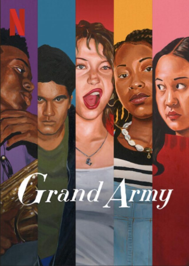 Netflix's Grand Army Good Portrayal of Issues Teens Deal With