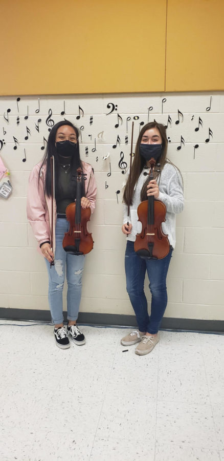 Orchestra Students Earn Honors