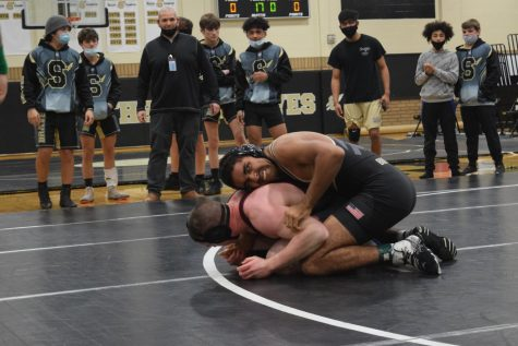 Wrestling Wins Region