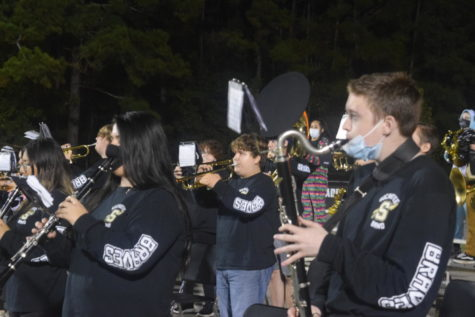 Band Members Qualify for State Groups