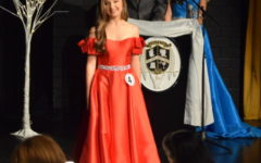 Sophomore Ryleigh-Caroline Williams wins the Touch of Class pageant, which replaced the Miss Socastee Pageant this year.